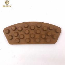 Polimento de piso de Diamante de resina para o polimento da Pedra