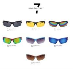 Explosionssichere Sonnenbrille-im Freien komprimierende Glas-Batterie-Auto-Fahrrad-Motorrad-Sonnenbrille-kundenspezifische Geschenke für Männer
