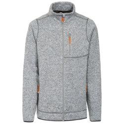 prix d'usine Logo personnalisé Softshell imperméable coupe-vent extérieur Veste Full Zip veste polaire des hommes de la Marne