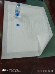 Forte absorption alèse respirant 30X36'' pour l'utilisation des fournitures médicales et chirurgicales
