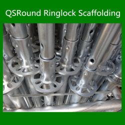 Système modulaire Ringlock échafaudages en acier avec coffrage de dalle