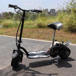 Custom Scooter ciclomotor del gas caliente de venta de gas de adultos scooter 49cc 71cc mejor scooter del gas