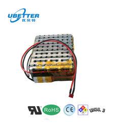 36V 24ah Diepe Cyclus 18650 Pak van de Batterij van het Lithium het Ionen