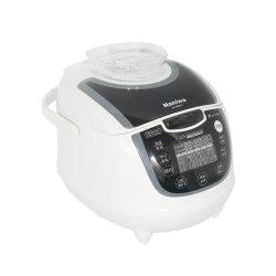 acier inoxydable électrique européenne Digital Multi fonction cuiseur à riz 4L/5l 24h prix d'usine la minuterie