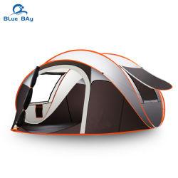 El Bluebay 4-5 Personas resistente al agua Resistencia UV familia grande Tienda de acampada Refugios de Sun.