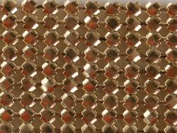 L'échelle rideau de maillage comme diviseur de la salle