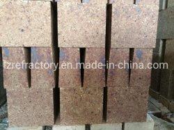Mullita silicio andalusite ladrillos con cemento para la zona de transición de la zona de precalentamiento y de la zona de seguridad
