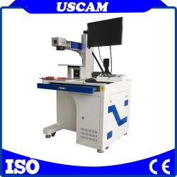 Gravure de marquage laser à fibre la machine pour le travail Nometal de métal