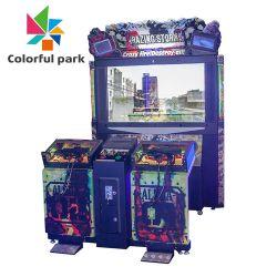 Jeu d'arcade de gros de la machine raser Storm tir canon de la chasse des courses de chevaux//Best Arcade/VR/pêche/jeu de course de voiture/voiture intérieur/Jeu vidéo