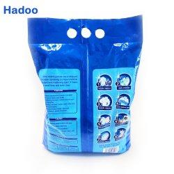 Jabón Natural detergente en polvo paquete asequible para el hogar de descontaminación de alta eficiencia de la fragancia de larga duración de 300 a 500 bolsas de 800 gr.