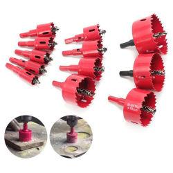 De standaard Zaag van het Gat van 10mm HSS Getipte Bimetaal