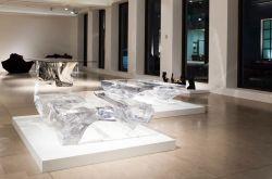 Pure Crystal инновации Crystal мебели используется для произведений искусства