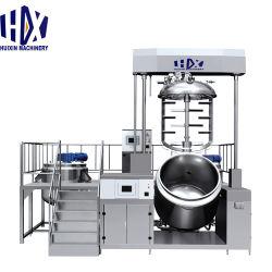 Aquecimento a vapor homogeneizador de vácuo da máquina de mistura maionese Emulsificação Preço da Máquina