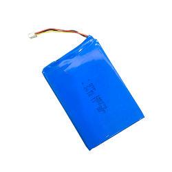 Lithium-Plastik-Batterie Dtp-flache Lipo 3.7V 2500mAh
