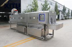 Nettoyage des bacs d'oeufs en plastique industriel Machine à laver