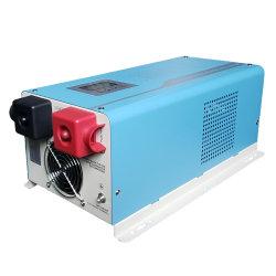 Производителем 5000W 12V 24V 48В постоянного тока к источнику переменного тока 110V 220V чистой синусоиды солнечной инвертирующий усилитель мощности