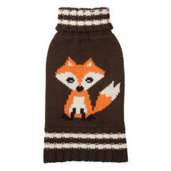 工場OEMプリントデザイン冬によって編まれる綿犬の衣類