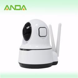 Macchina fotografica d'inseguimento automatica astuta del CCTV del IP del sistema di allarme del video della babysitter di Web del PC di obbligazione domestica PTZ WiFi Onvif APP di Ai mini