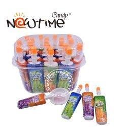 Knall-Frucht-Marmeladen-Süßigkeit-Flüssigkeitsüßigkeit des Eis-NTS19015