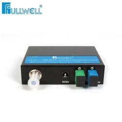 -18Дбм оптические Wdm PON FTTH приема телевизионного приемника с металлическими должны