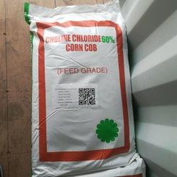 MAISKOLBEN Ccb Qualität des Zufuhr-Grad-Cholin-Chlorid-60% minimale durch China-Fabrik