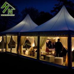 Pavillon du jardin Gazebo étanche de gros 5X5 pour le parti Outdoor