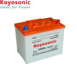 Koyosonic ácido de chumbo 12V 70ah a Bateria do Carro 65D31L Auto bateria de carro de arranque para a Toyota carro híbrido Bateria