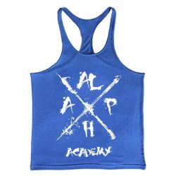 2019 het Nieuwe Mouwloos onderhemd van de Gymnastiek van de Douane van het Mouwloos onderhemd van Mens van de Stijl van de Manier van de Aankomst