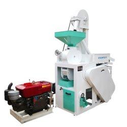6ln-15/8,5sr 400-500kg/H محرك ديزل صغير مجمع Rice ماكينة التفريز السعر