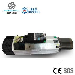 Atc 9kw ISO30 La refrigeración por aire husillo de la máquina de perforación