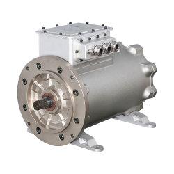 AC 3 단계 고속 또는 힘 토크 동시 무브러시 영구 자석 전기 Pmsm 산업 200kw 12000rpm