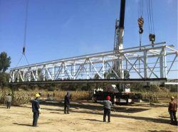 جسر صلب محمول أحادي الحارة/جسر معدني