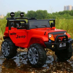 Kids Cheap Electric Ride sur Jeep