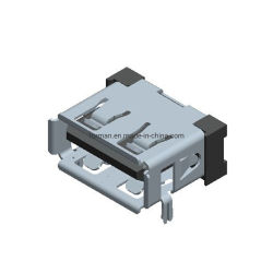 Af de USB 2.0 de 4 Pinos do conector de áudio