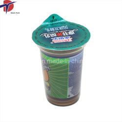 Йогурт пластмассовые чашки сетку крышки