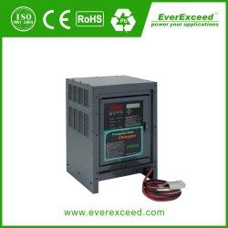 SCR Pengiun van Everexceed 48V70A kiezen of de Beweging veroorzakende/Intelligente/Industriële/Lader In drie stadia van de Batterij van de Microprocessor/van de Vorkheftruck uit;