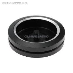 OEM Custom-Made Precision em ligas de alumínio CNC para aluguer de produtos de beleza