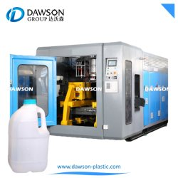 HDPE Auto-Deflashing Botella de plástico máquina sopladora