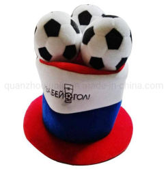 Oem World Cup Football Fans Holiday Party Velvet Hat
