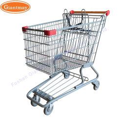 캐나다 스타일의 맞춤 쇼핑몰, 쇼핑 슈퍼마켓 크롬 쇼핑 카트 트를리