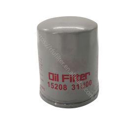 Les pièces automobiles OEM de gros prix d'usine 15208-31u00 pour Nissan de filtre à huile