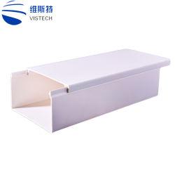 중국 싼 도매 철사 덕트에 의하여 배열되는 PVC 케이블 중계