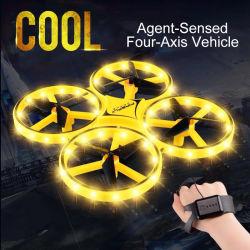 Vigilância inteligente controlado por indução Interativo Quadcopter Uav Drone Four-Axis