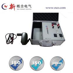 Generador de mano de verificación de prueba de la instalación eléctrica