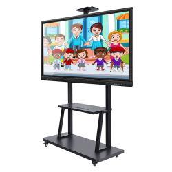 PC 55inch interattivo Whiteboard astuto dello schermo di tocco per l'aula