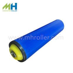 PVCプラスチック軽い免税力の重力のコンベヤーのローラー