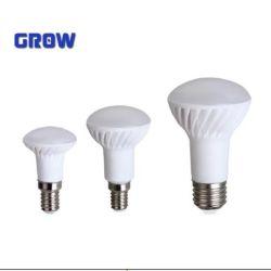 CE aprobada R39/R50/R63 4W/5W/8W Bombilla LED luminoso de cerámica