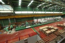 CNC Finsing repère de la machine pour la bobine à bobine en acier inoxydable