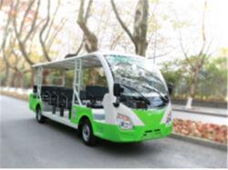 Benzin-besichtigenbus-Auto 18 Seater für touristisches Modell Dsy-D18-Zh