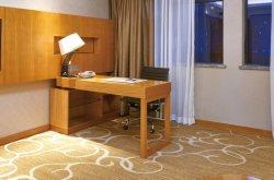 Última elegante quarto principal definir mobiliário de hotel